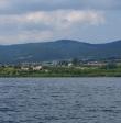 Zatopiona wieś Maniowy wyłoniła się spod wody.