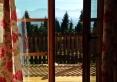 Nasz taras z widokiem na Tatry